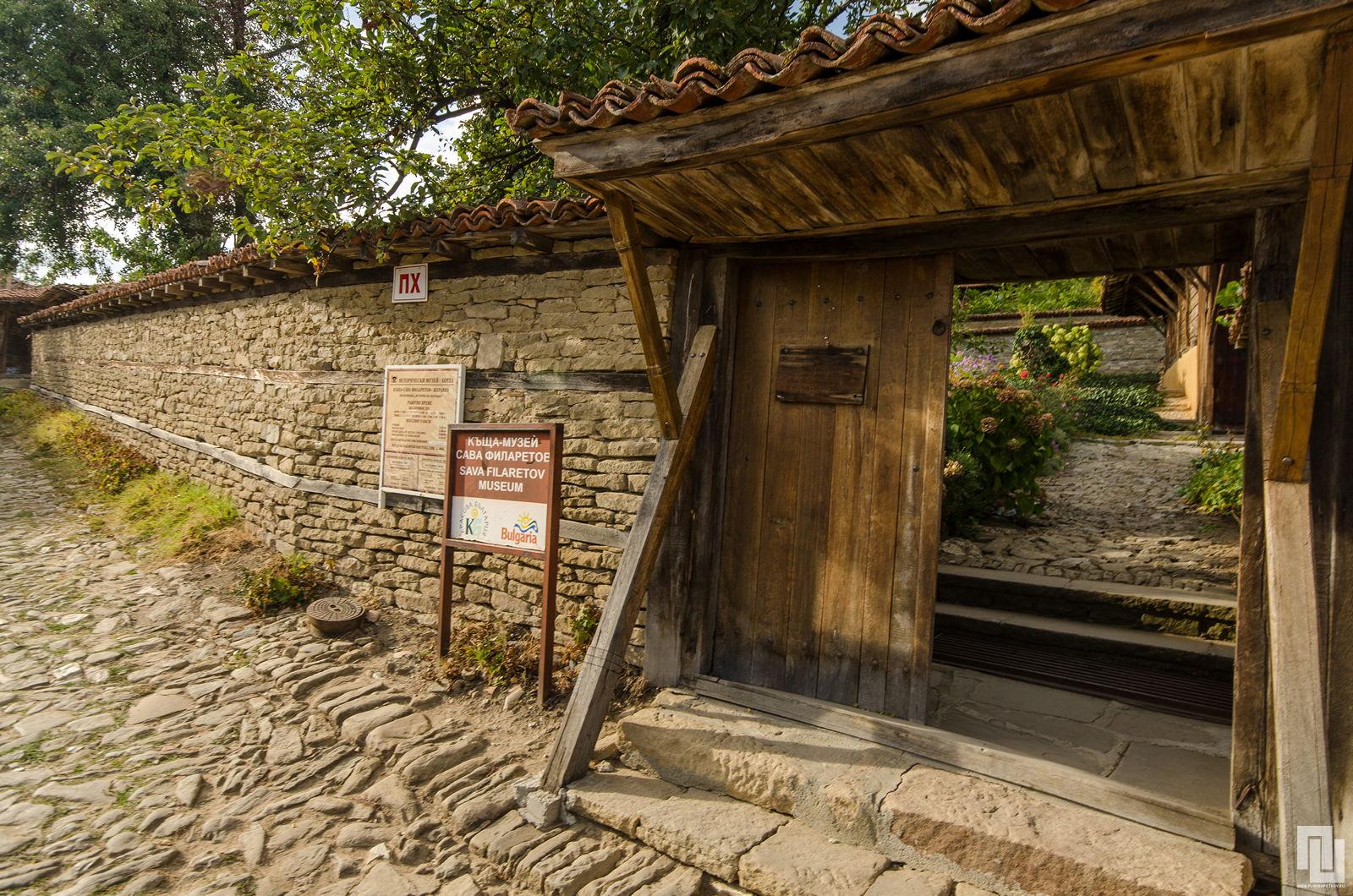 Къща на Сава Филаретов