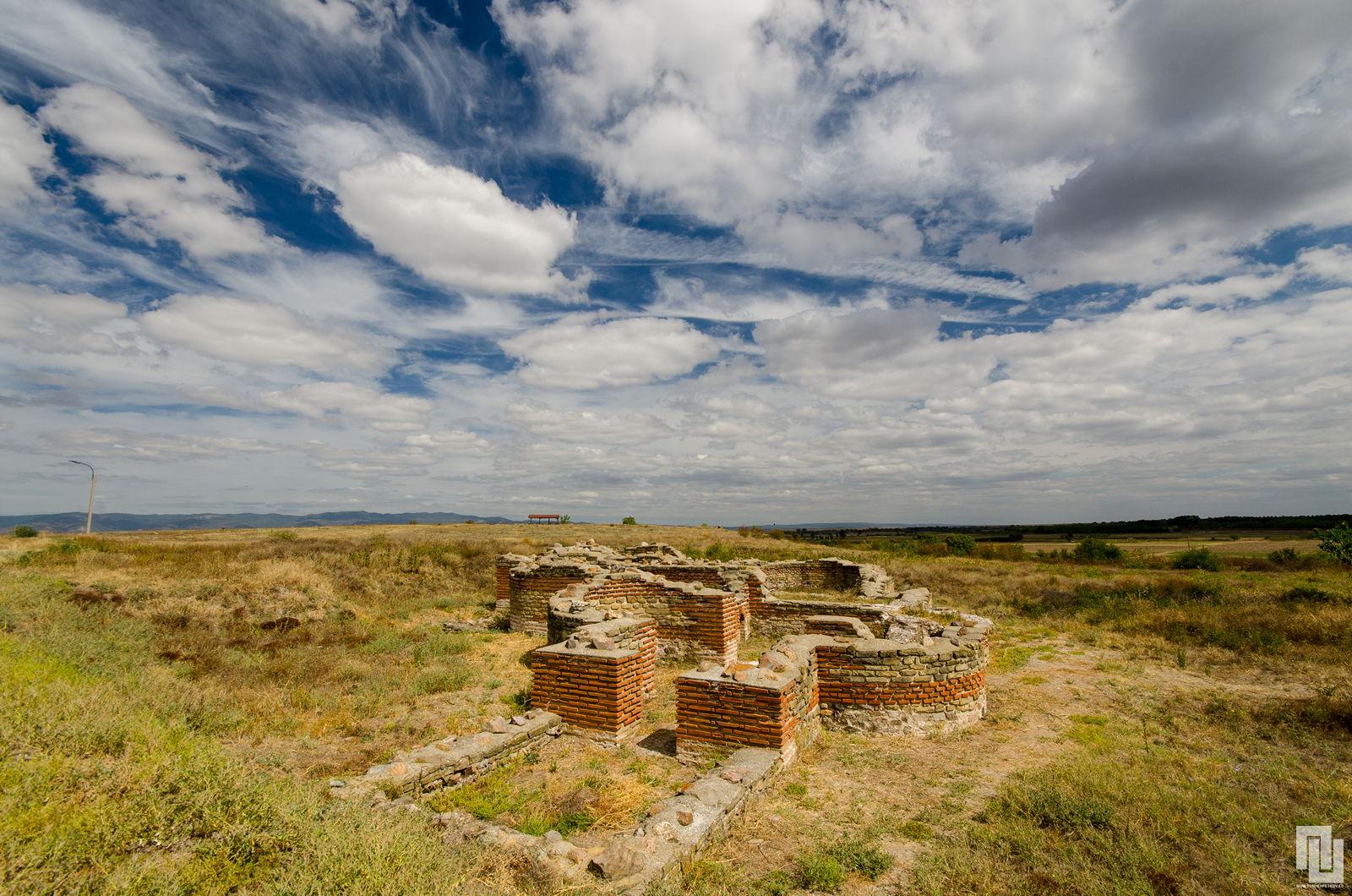 Античен град - кабиле