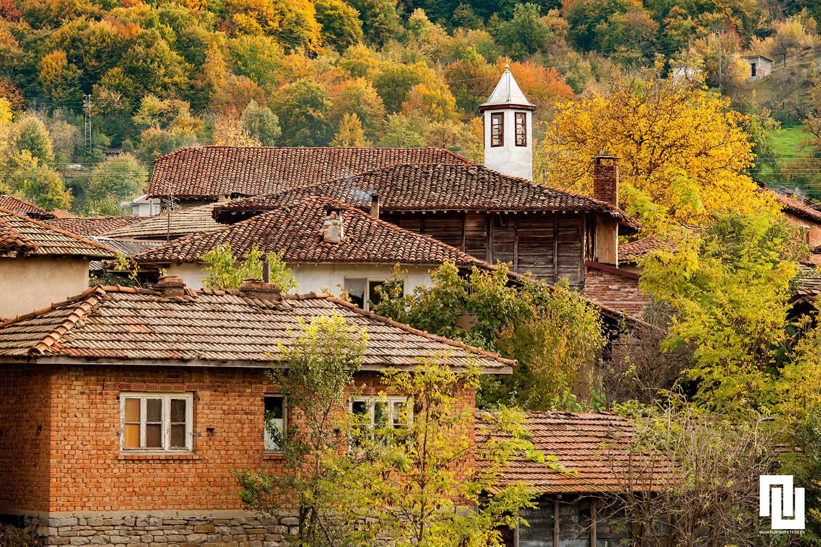 Ранна есен в Предбалкана