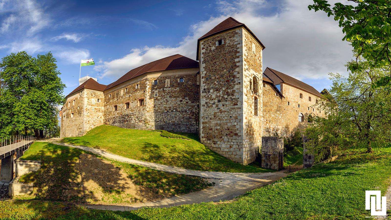 Люблянският замък