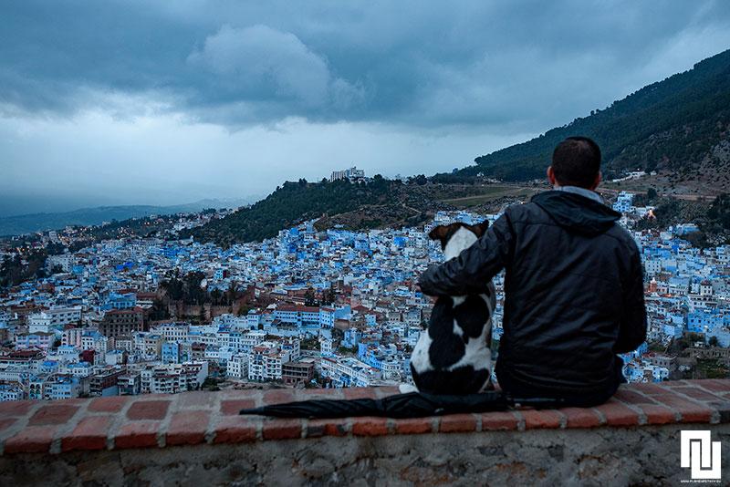 Шефшауен, Мароко