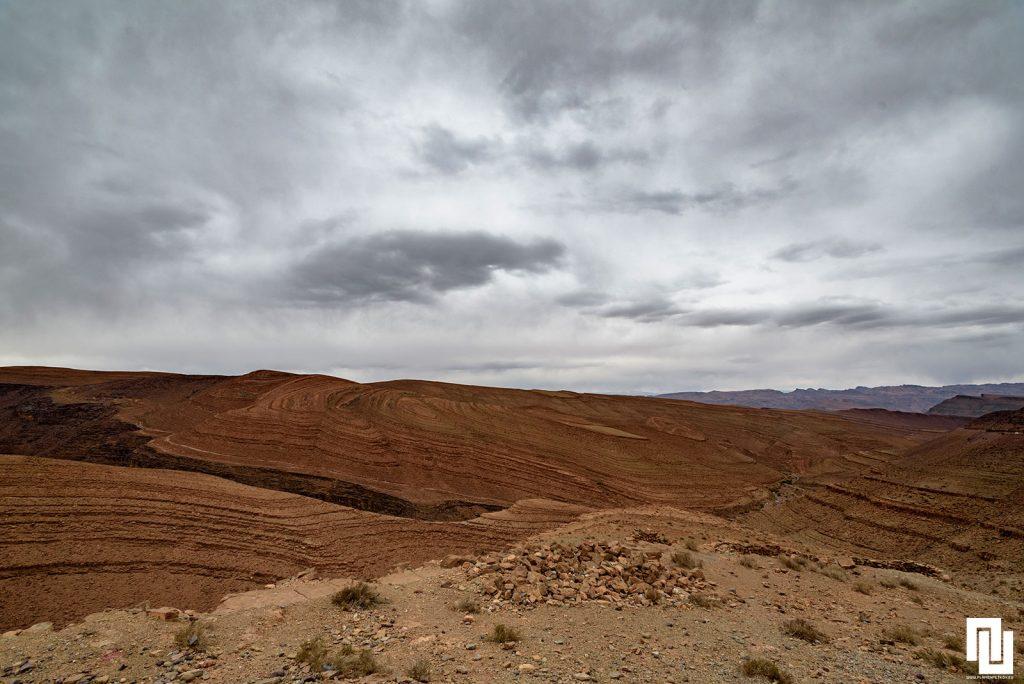 Каньон с червени скали (така и не му разбрах името)