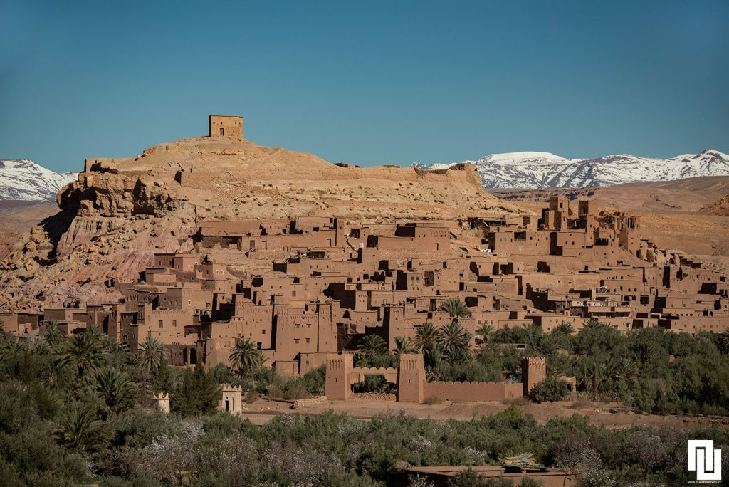 Аит Бен Хаду, Мароко