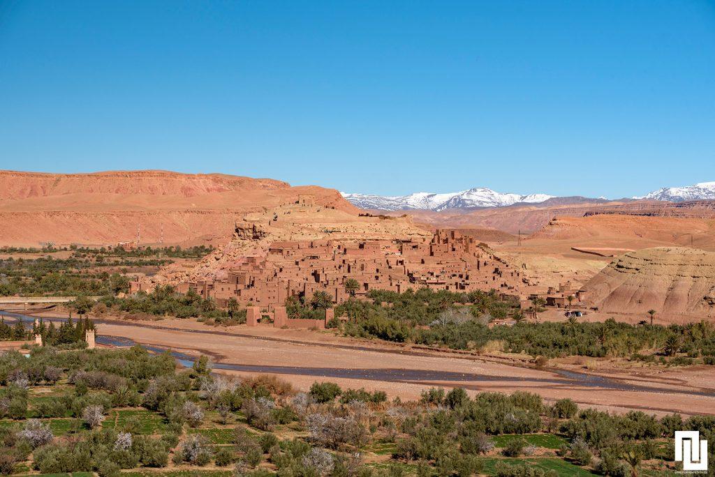 Долината с Аит Бен Хаду, Мароко
