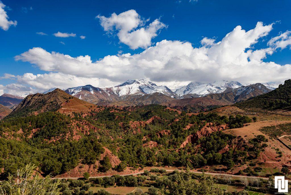 Атласките планини, Мароко