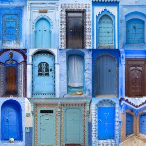 Мароко - страна на цветовете